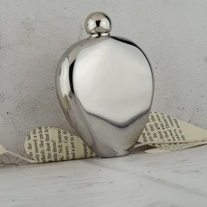 Valentines Heart Hip Flask